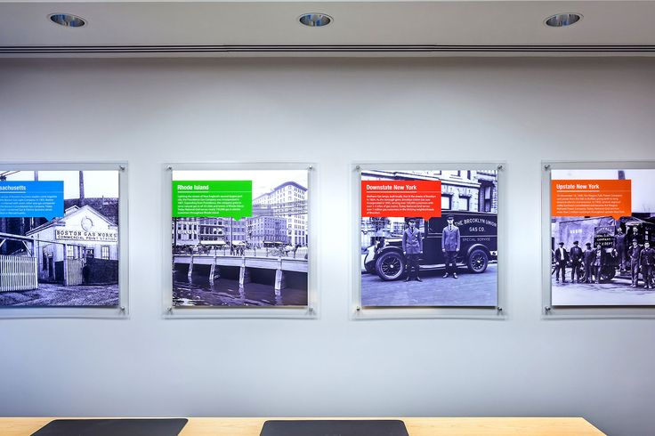 24 best history wall examples images on pinterest for Office design history