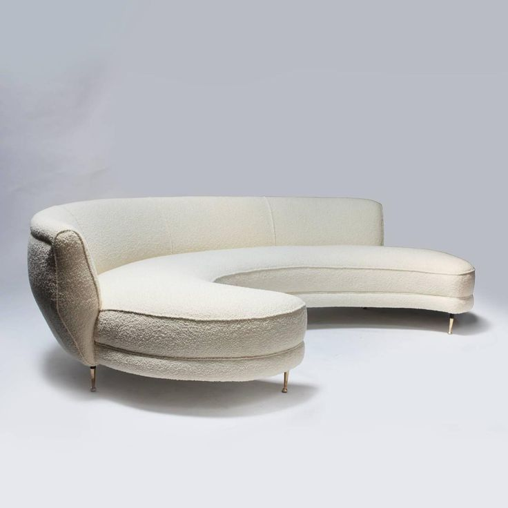 Best 25+ Sofa legs ideas on Pinterest Furniture legs, Mid - contemporary curved sofa
