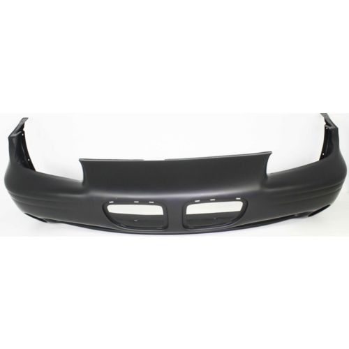 1997-2000 Pontiac Grand Prix Front Bumper Cover, Primed, SE Model