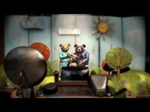Trailer Historia de un oso - Bear Story