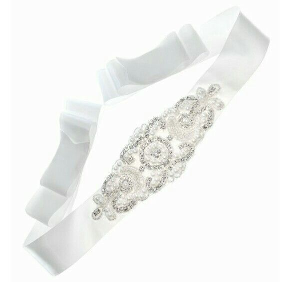 Jewelry sash