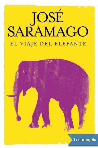 A mediados del siglo XVI el rey Juan III ofrece a su primo, el archiduque Maximiliano de Austria, un elefante asiático. Esta novela cuenta el viaje épico de ese elefante llamado Salomón que tuvo que recorrer Europa por caprichos reales y absurdas est...