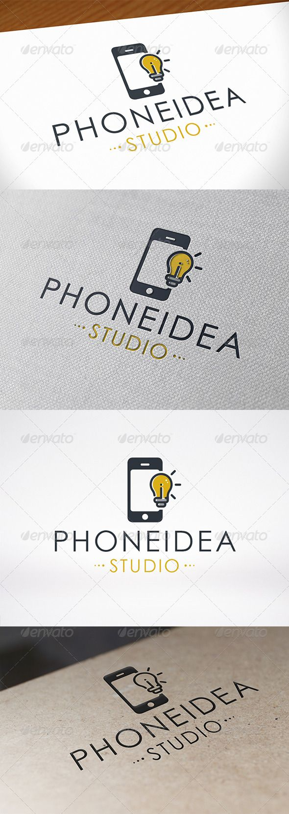50 best Logo Templates images on Pinterest   Font logo, Logo ...