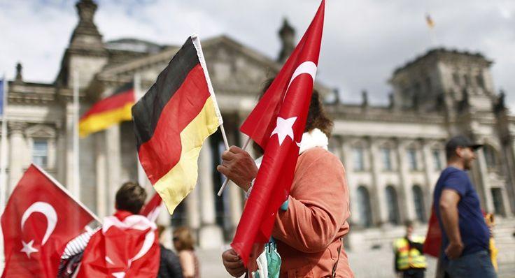 Gobierno alemán rompió relaciones con Turquía
