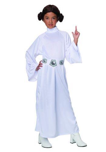 Cool TV / Movie Costumes - Child Princess Leia Costume just added...