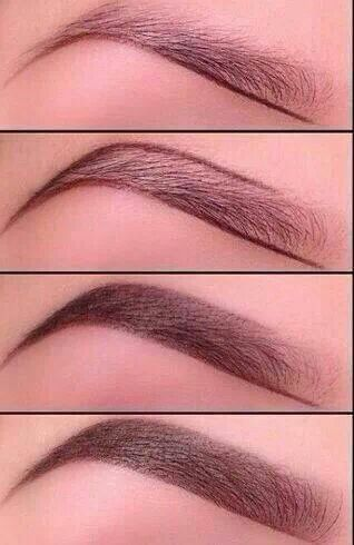 How-to eyebrows
