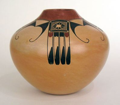 Native American Indian Pottery http://nativeamericanencyclopedia.com/native-american-pottery-history/