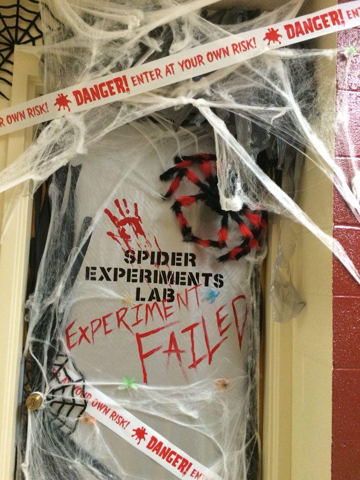 Best 25+ Halloween door ideas on Pinterest   Halloween ...