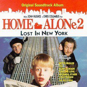 Home Alone 2 - Movie Soundtrack (1992)
