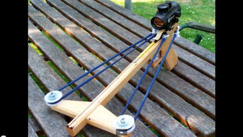 Wooden Crossbow Plans Pdf - 0425