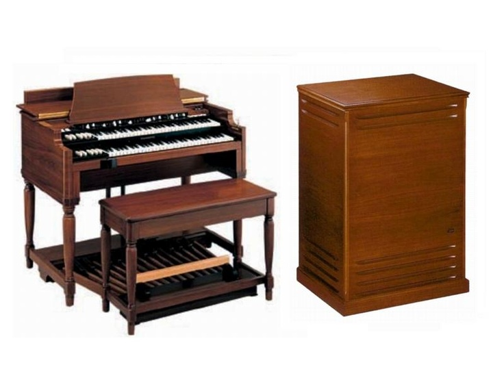 Hammond B3 Organ with Leslie