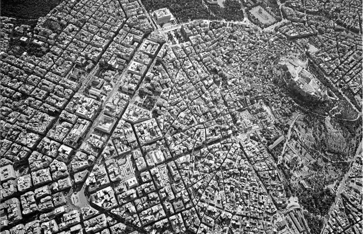 Periscope Hotel Aerial Photos of Athens by Nikos Daniilides Room 6  #PeriscopeHotel, #athens, #greece,