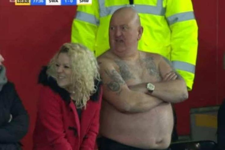 Topless Sheffield Wednesday fan 'makes mockery' of Beast from the East: * Topless Sheffield Wednesday fan 'makes mockery' of Beast from the…