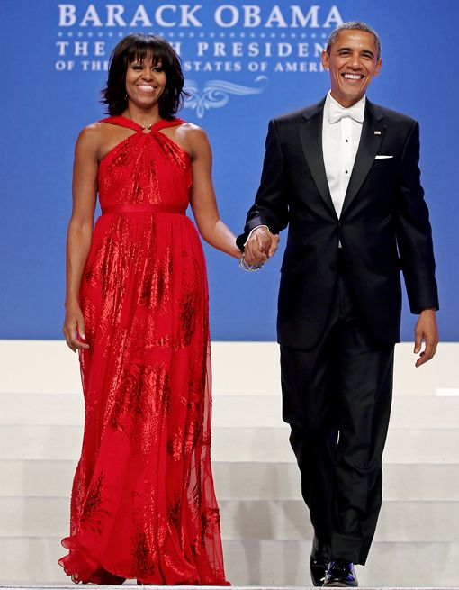 President Barack and First Lady Michelle Obama   Image Credit: Chip Somodevilla/Getty Images