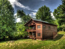 Best 25 bryson city cabin rentals ideas on pinterest - 4 bedroom cabins in north carolina ...