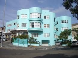 art deco architecture - bondi beach sydney