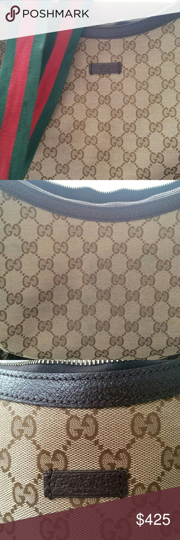 Gucci Messenger Bag Gucci Gucci Bags Crossbody Bags