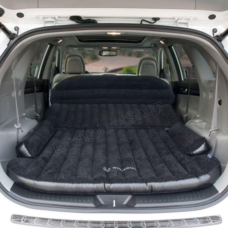 M s de 25 ideas nicas sobre colchones inflables en pinterest casa inflable cama de autom vil - Colchones inflables camping ...