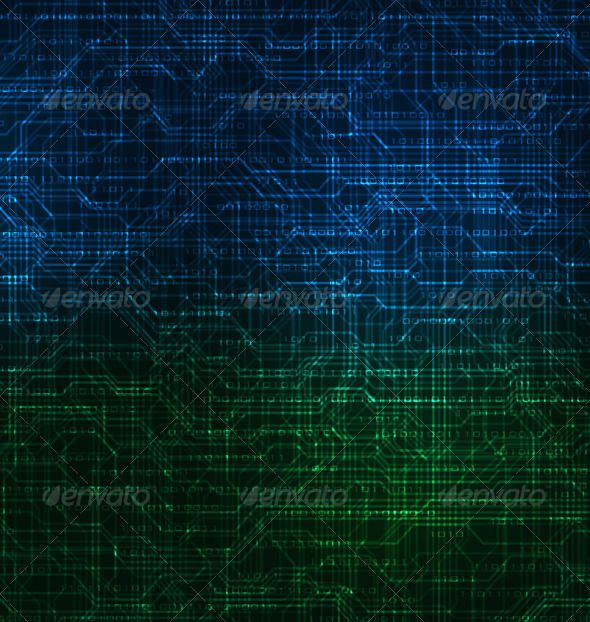 Realistic Graphic DOWNLOAD (.ai, .psd) :: sourcecodes.pro/… … Modern Technology Theme Background …  abstract, background, blue, circuit, code, c…