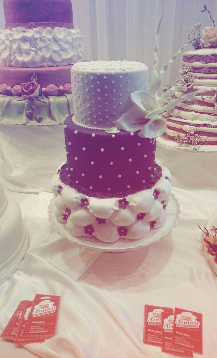 Wedding❤ So wunderschöne Torten und Kuchen 😋
