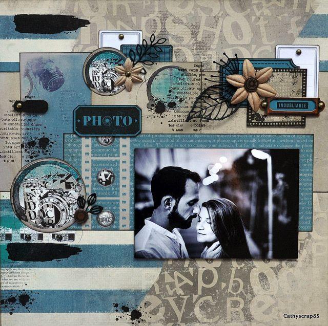 Top 314 best page de scrap images on Pinterest | Scrapbooking layouts  AE91