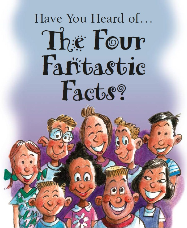 The popular and practical Four Spiritual Laws is now available in a fun, illustrated booklet designed for elementary-aged children. Written in simple language that children can understand, it presents the gospel as four facts instead of four laws.