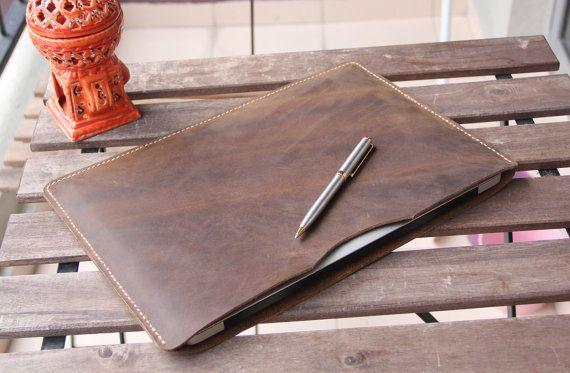 Macbook Case made of Genuine leatherAir 11 12 13 Pro 13 by BONCASE