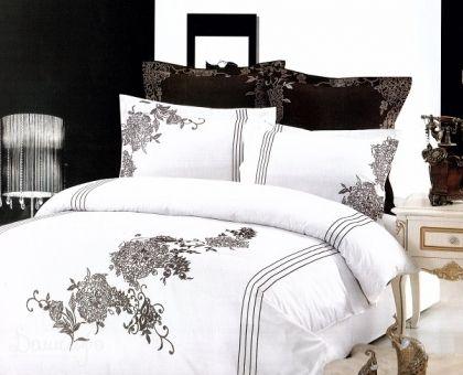 Купить постельное белье FLEN 1,5-сп от производителя KingSilk (Китай)
