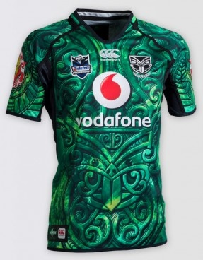 2012 CCC Vodafone Warriors Heritage Jersey - I have this now :))
