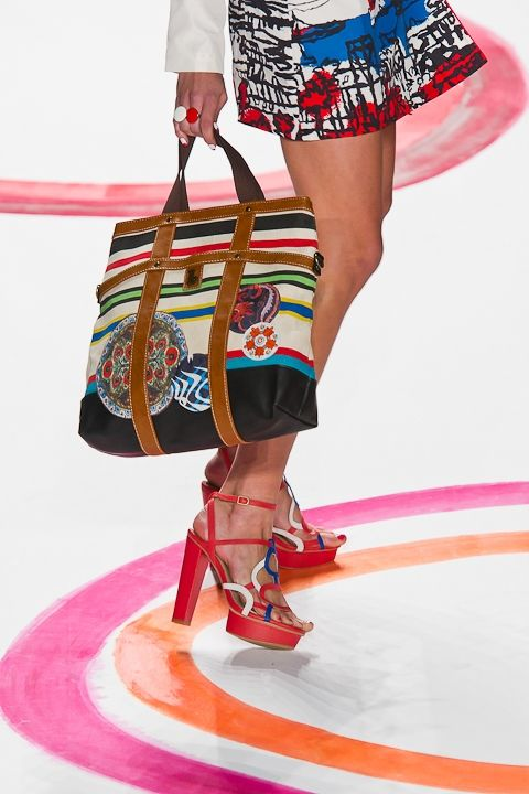 Desigual Spring 2014 Collection