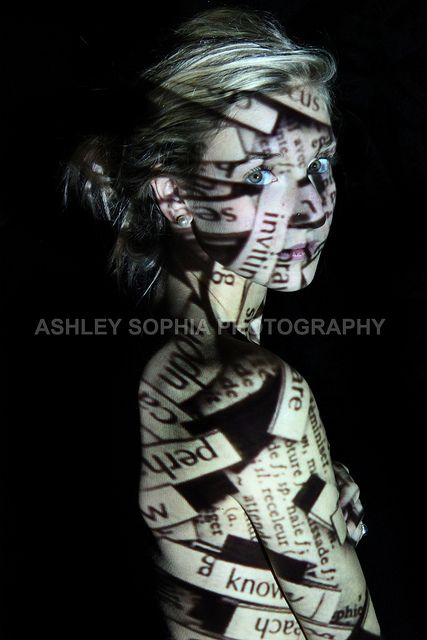 Grace Projection Photography03/Finding the Right Words by AshleySophiaMassarella, via Flickr
