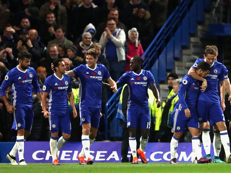 Middlesbrough vs Chelsea team news: Antonio Conte names unchanged side as Blues look to go top #middlesbrough #chelsea #antonio #conte…