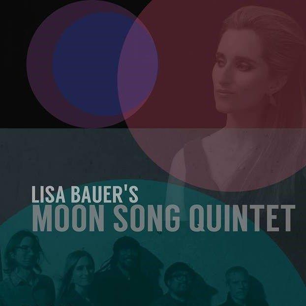 Lisa Bauer's Moon Song Quintet at Blah Blah Bar