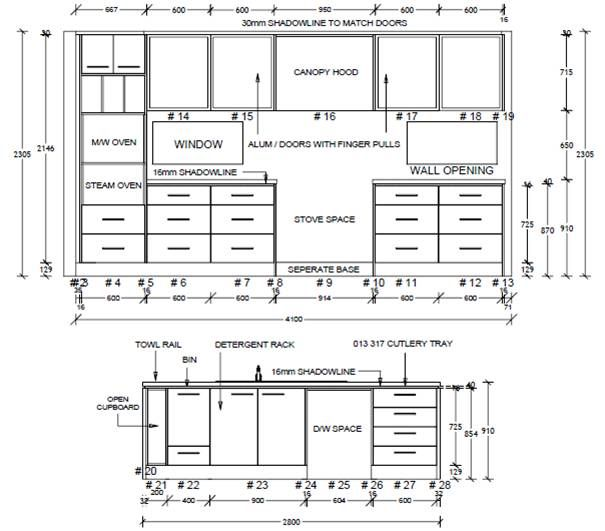 Kitchen Base Cabinet Dimensions: Zoom In (real Dimensions: 605 X 531)