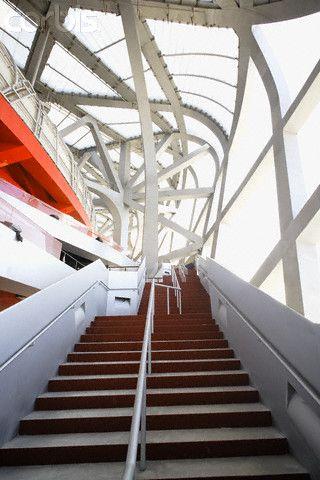 Programa del Estadio Nacional « Arquitectura en Red
