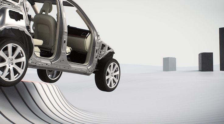 RUN OFF ROAD! Neues Sicherheitsversprecher von den Schweden! #Volvo #CX90 #RUNOFFROAD