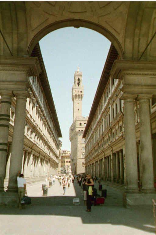 Uffizi Museum, Florence