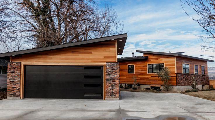 Lovely Modern Garage Designs Source Http Www Timberandlove Com