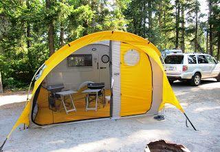 2007 T B Microlite Travel Trailer Camping Pinterest
