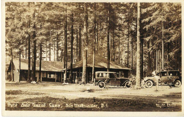 New Westminster, Gyro auto camp, 1920s   by bbradleyaway