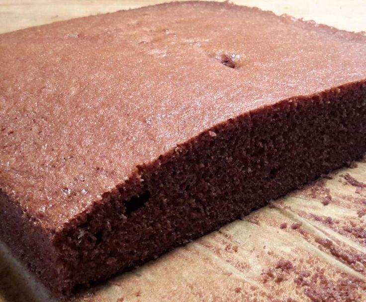Rezept Variation von Polnischer Schokokuchen - Gewürzkuchen von Regina81 - Rezept der Kategorie Backen süß