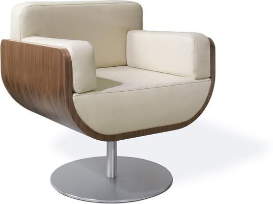 Clearance Promotion Wave Lounge Chair 40% off by Tom Schneider Clearance