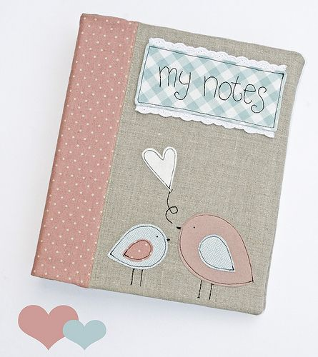 spring notebook cover | Flickr: Intercambio de fotos