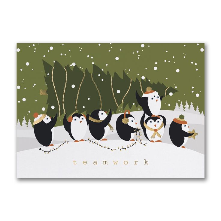 27 best Business Christmas Cards images on Pinterest | Business ...