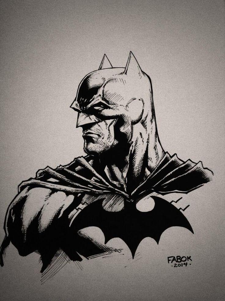 Batman by Jason Fabok *