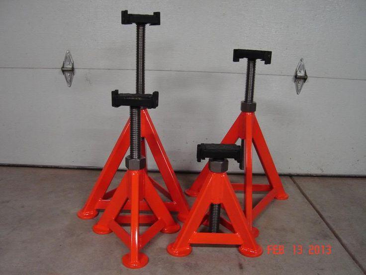 Building tripod stands  The Garage Journal Board  Welding Shop  Garage tools Garage y Fabrication tools