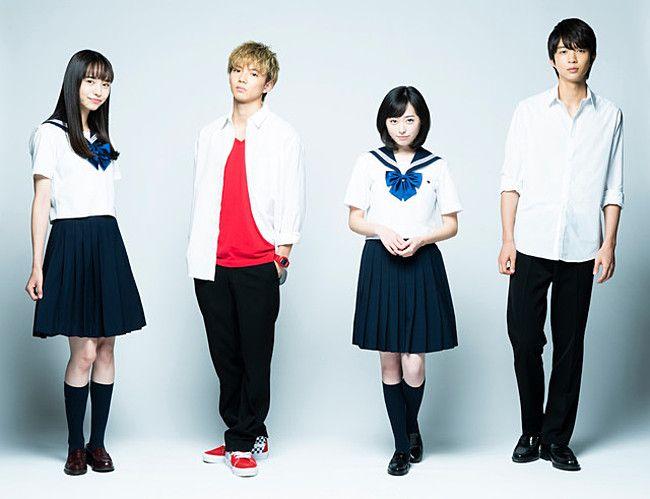 live action 4 gatsu no kimi spica film reveals additional cast