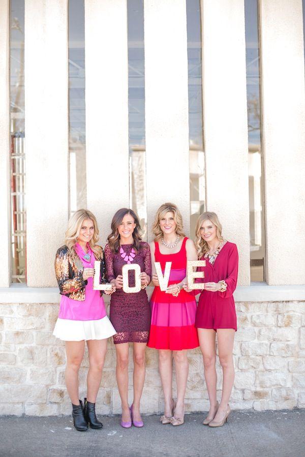 A Valentine's Day Friendship Brunch   theglitterguide.com