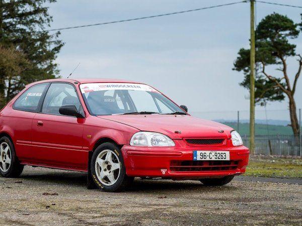 Price Drop Honda Civic Class 11 Recce Car For Sale In Cork