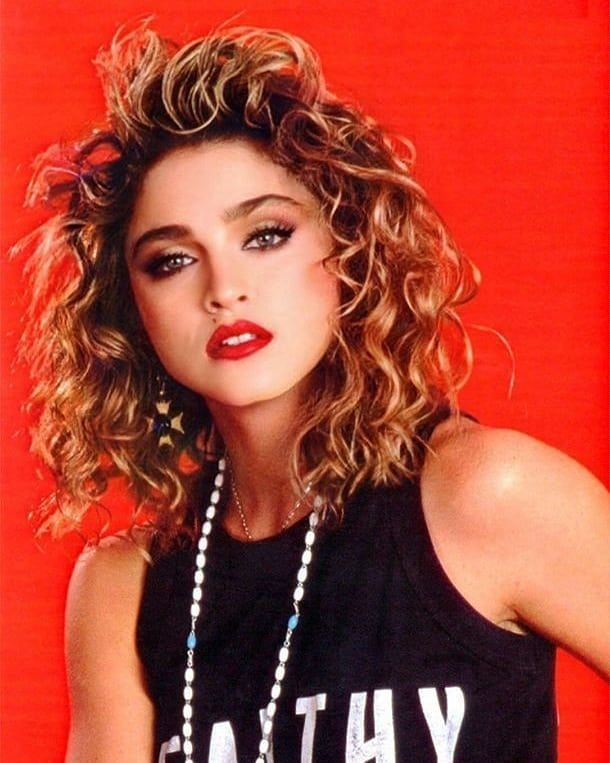 Madonna 80s 80s Trends 80s Madonna80s On Instagram Love Instagood Fashion Beauty Music Blonde B In 2020 Madonna Material Girl Madonna 80s Fashion Madonna Hair